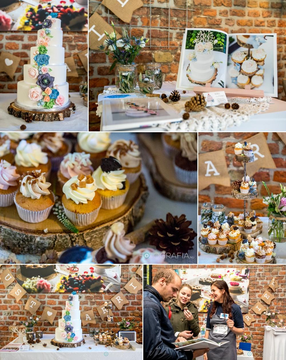 Bruidstaart bruiloft