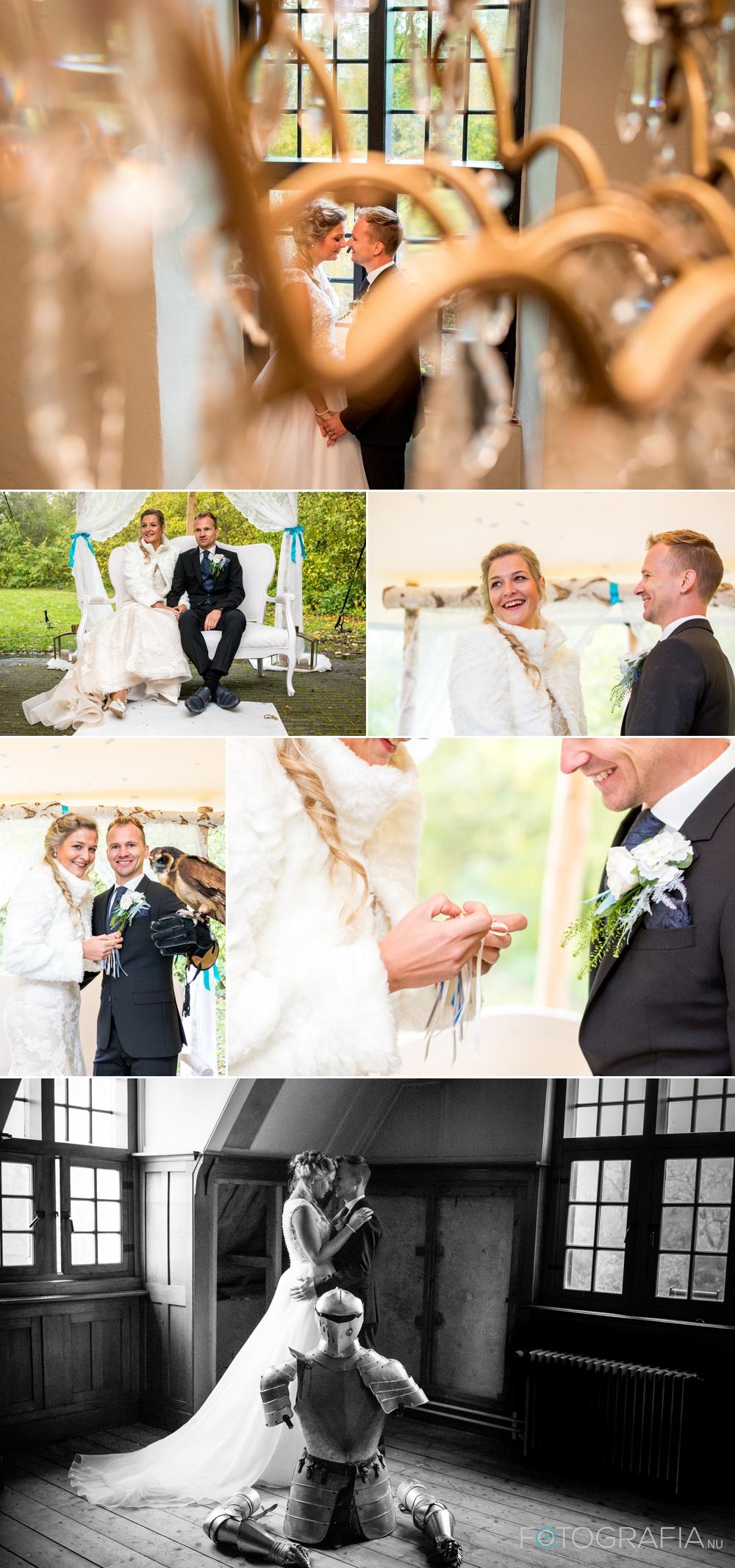 Bruidspaar bruidsbeurs