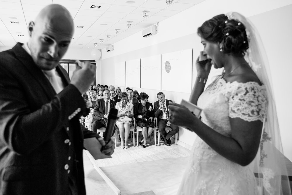 trouwreportage spijkenisse
