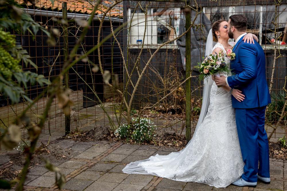 bruidspaar renesse