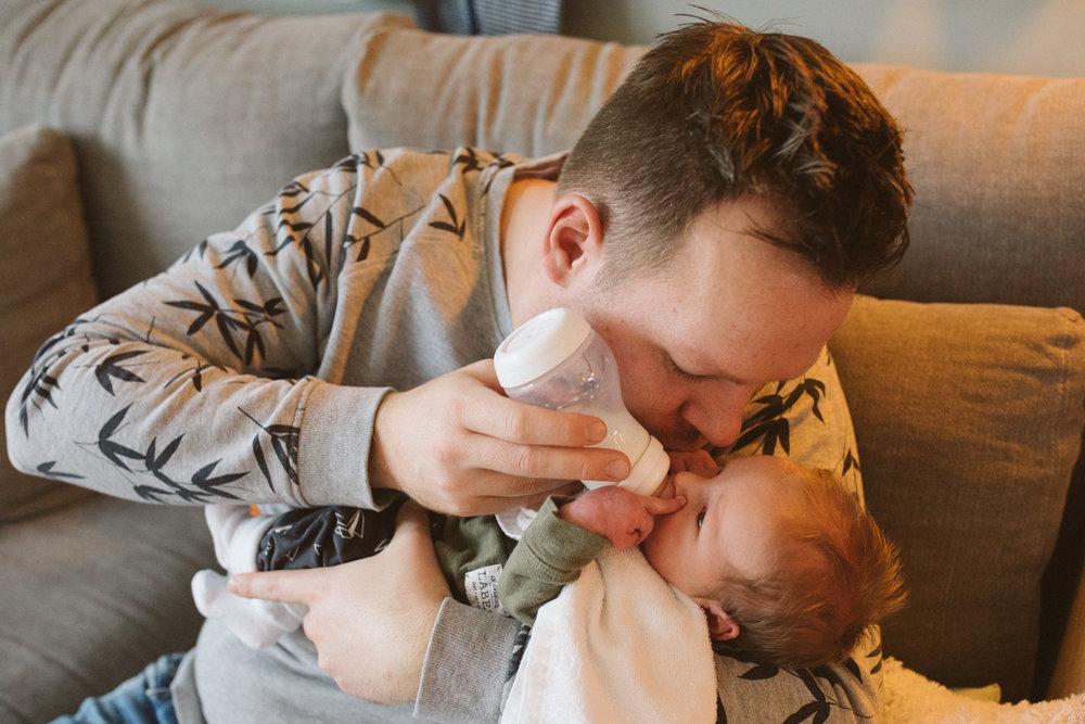 newborn fotoshoot fotografia