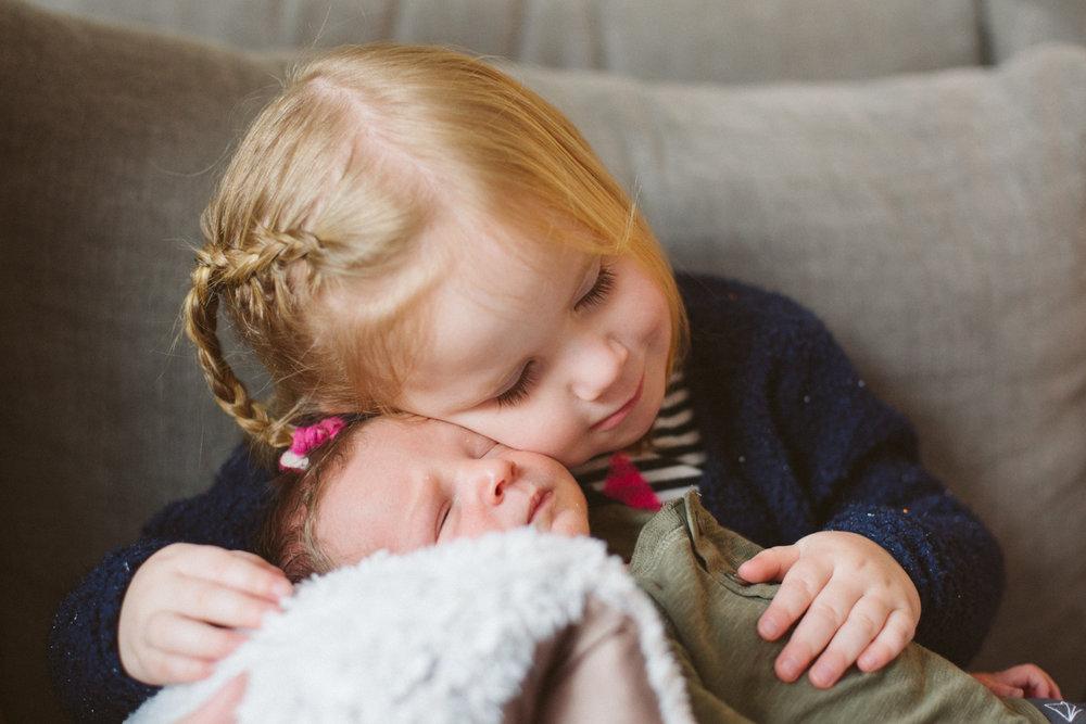 newborn fotoreportage lifestyle