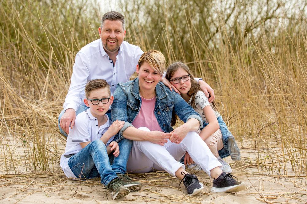 familieshoot zuid-holland