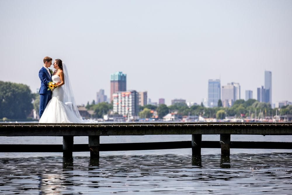 bruiloft rotterdam