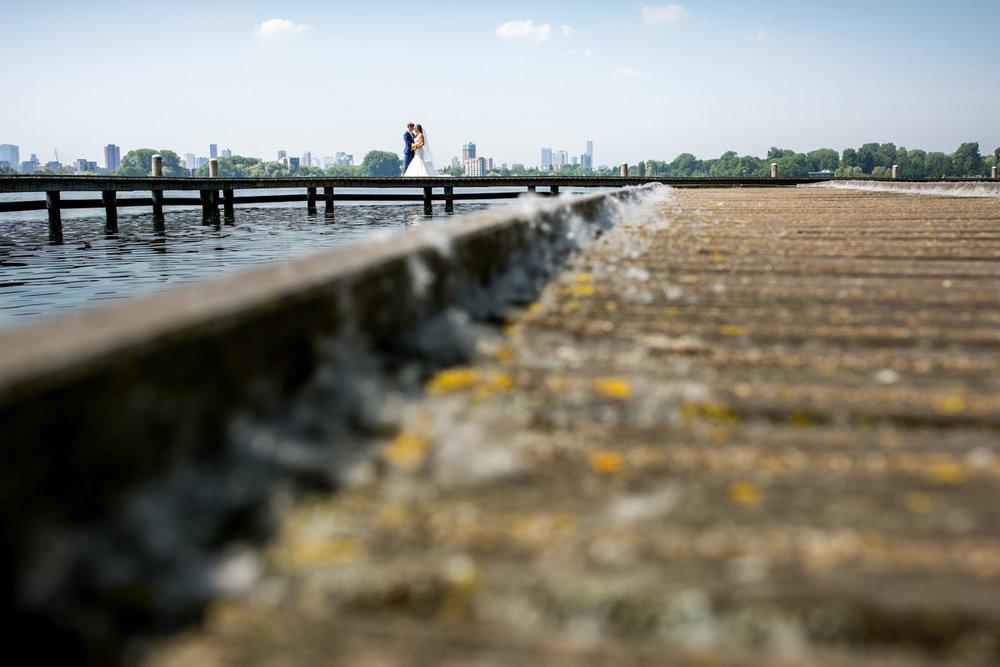 trouwfotograaf kralingse plas rotterdam