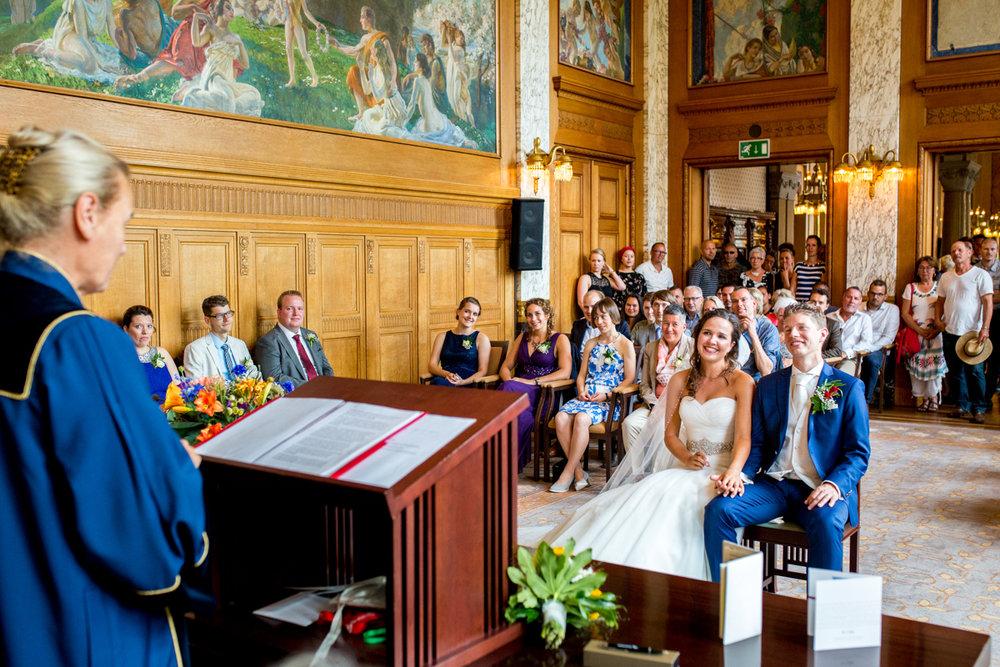 stadhuis rotterdam trouwen