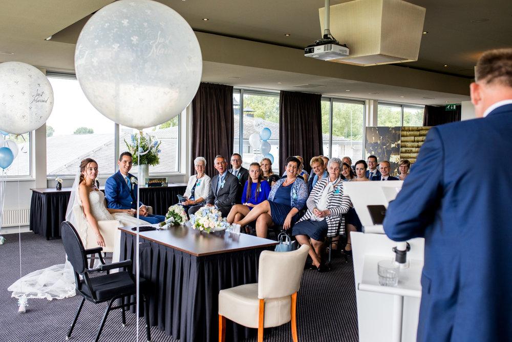 trouwceremonie hotel ara zwijndrecht