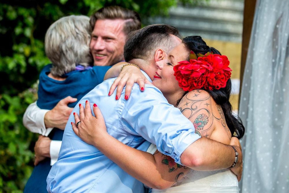 trouwen felicitaties