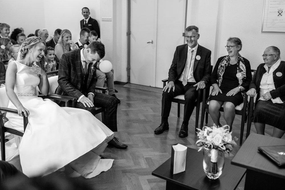 trouwceremonie sliedrecht