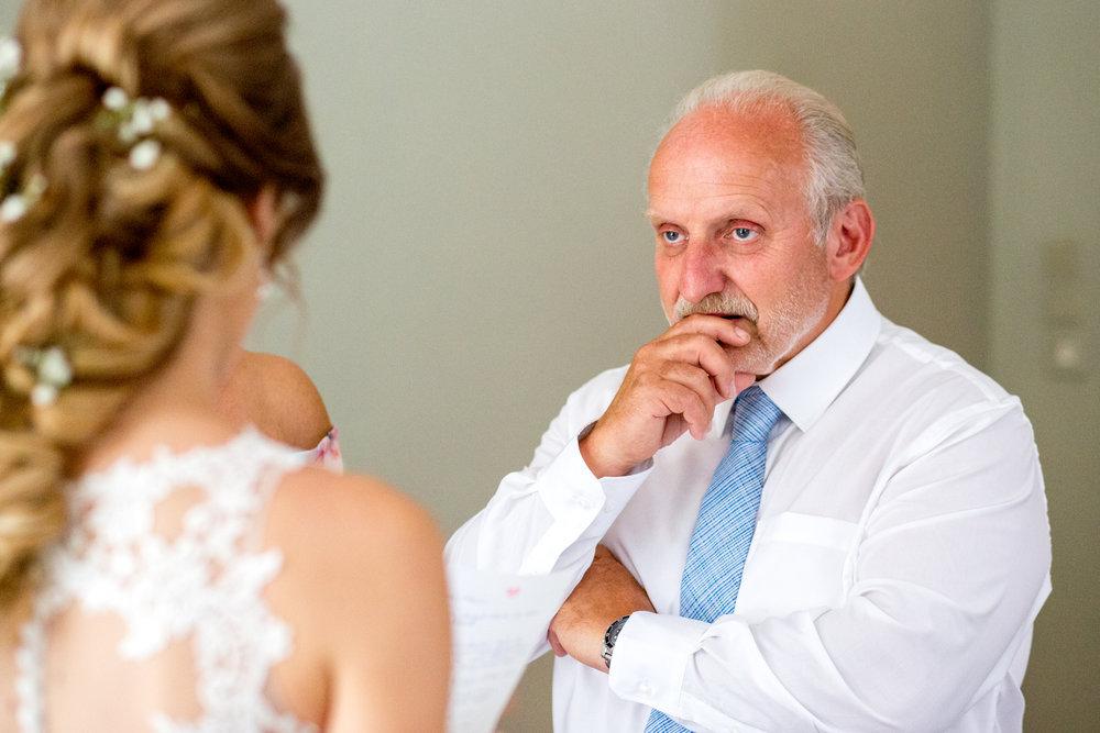 vader van de bruid speech