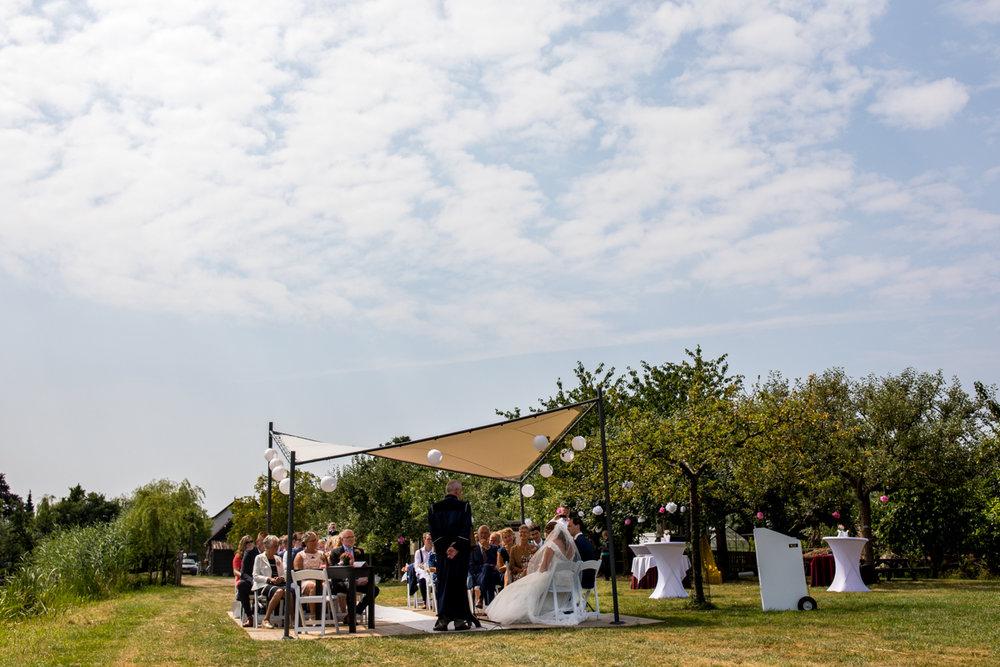 trouwceremonie reeuwijk gasterij vergeer