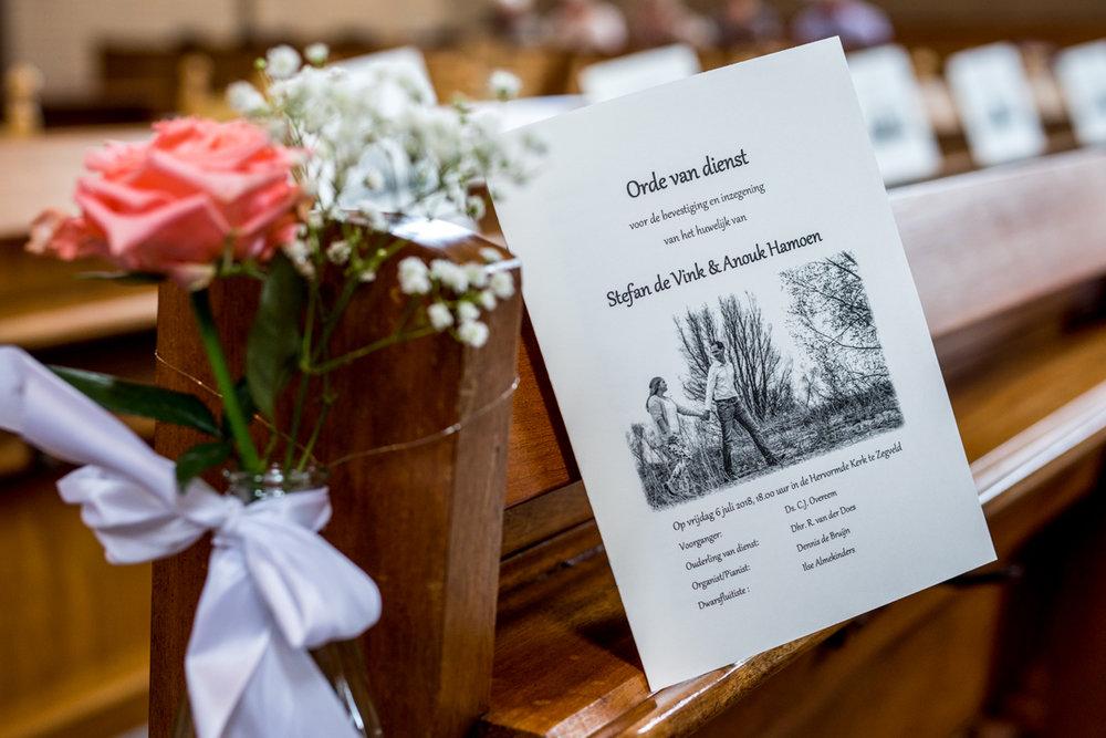 kerk zegveld trouwdienst