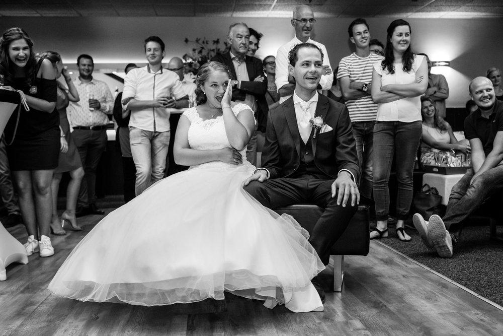 milandhof zegveld trouwfeest receptie