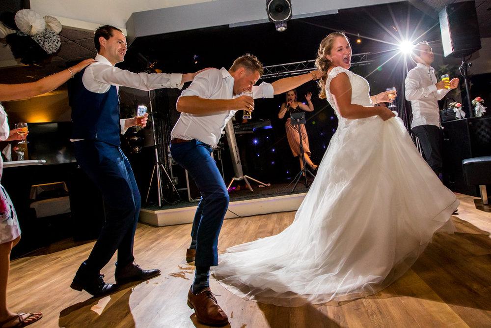 trouwfeest zegveld trouwfotograaf