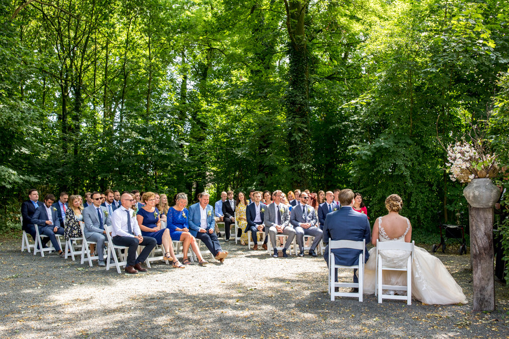 trouwceremonie kasteel wijenburg