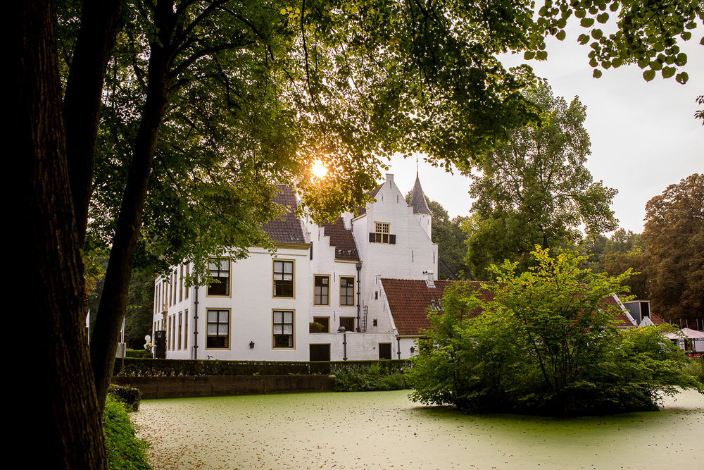 trouwfotograaf kasteel van rhoon