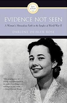 Evidence Not Seen // Darlene Rose