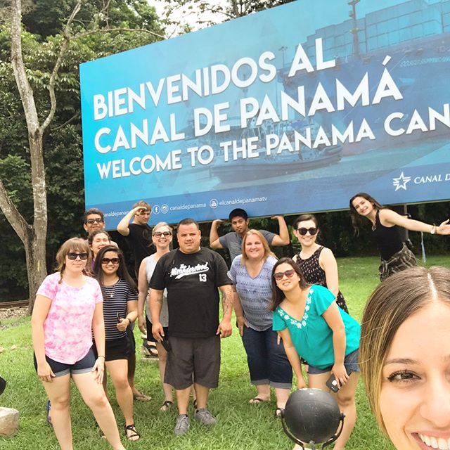 PANAMA MISSIONS TRIP // Free day at the Panama Canal and walking around Old Town #panamamissions2018 #daythree #panamacanal #cascoviejo #teambonding