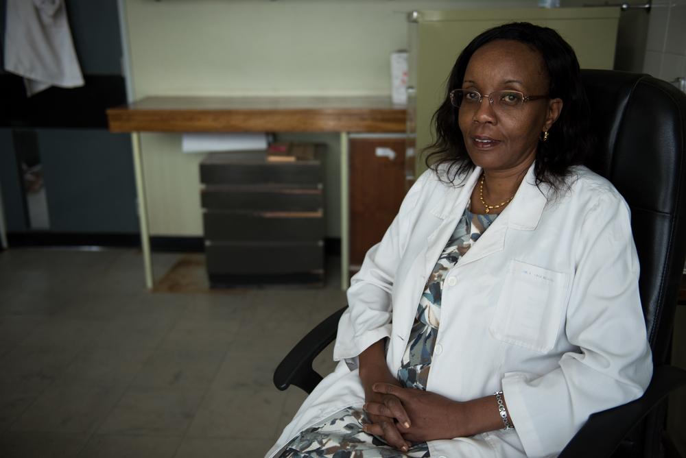 Dr. Esther Munyoro