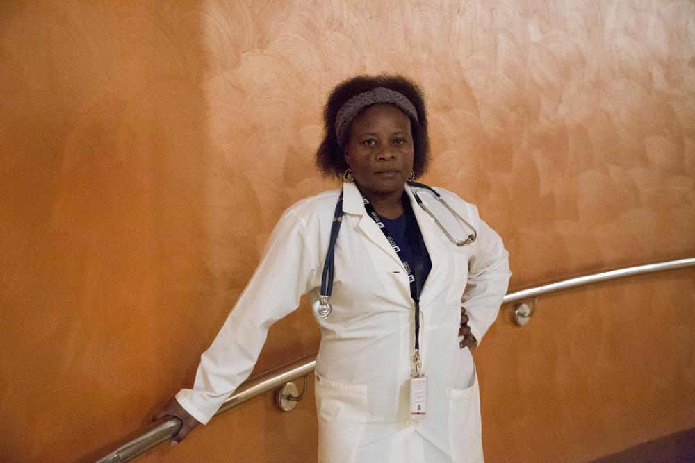 Dr. Catherine Nyongesa