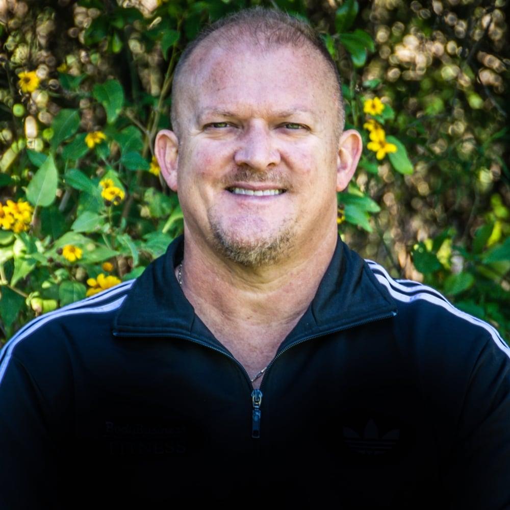 BRYAN LEPLEY Personal Trainer