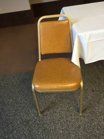 Banquet Chairs for sale! & Banquet Chairs for sale! u2014 Congregation Beth Shalom