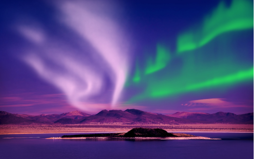 Ultraviolet Wedding Inspiration Northern Lights.png