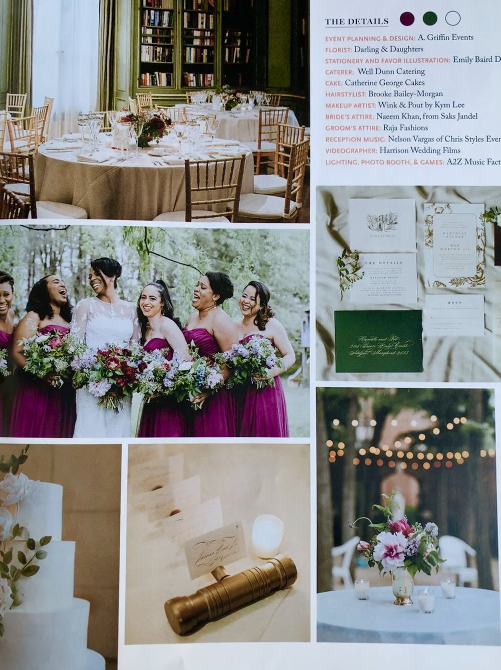 DC Wedding Planner Feature Washingtonian Weddings