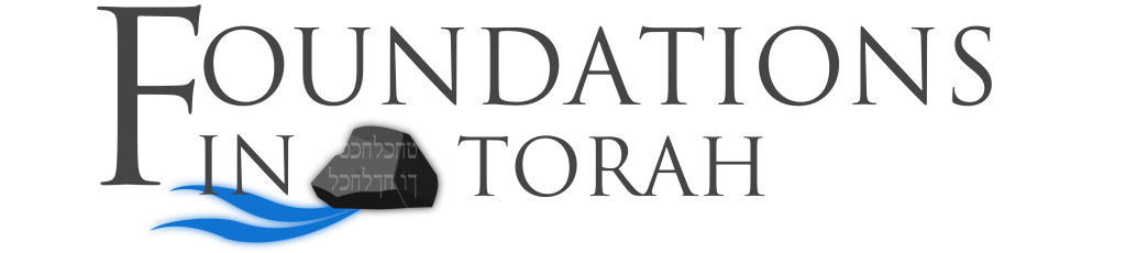 Foundations In Torah