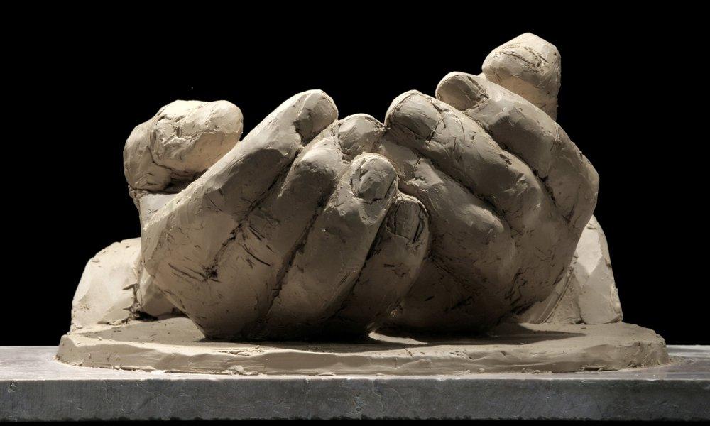 Hortensia: Opferhandschale, 2013.