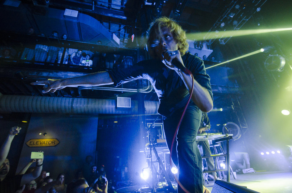 AWOLNATION, Mercury Ballroom, 2016