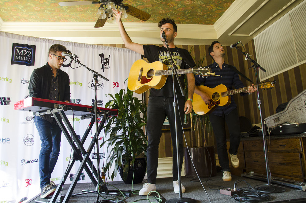 The Arkells, The Brown Hotel, 2016