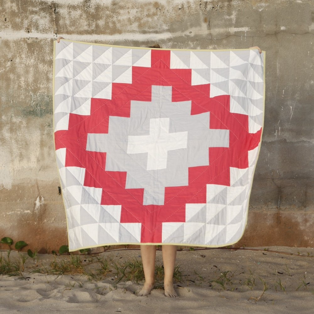 Patsy Quilt, 2013