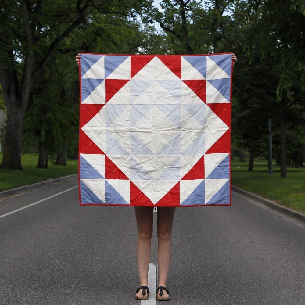 Krimm Wedding Quilt