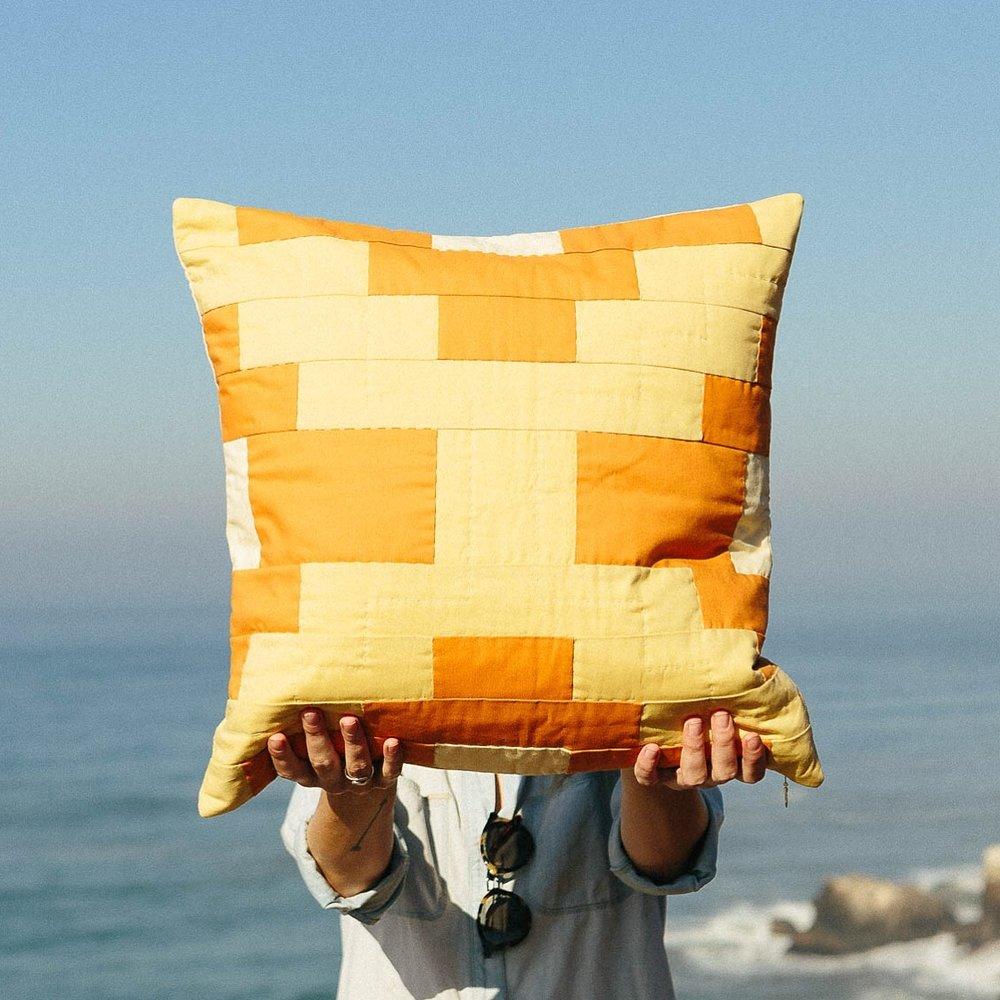 Antelope Canyon Pillow, 2015