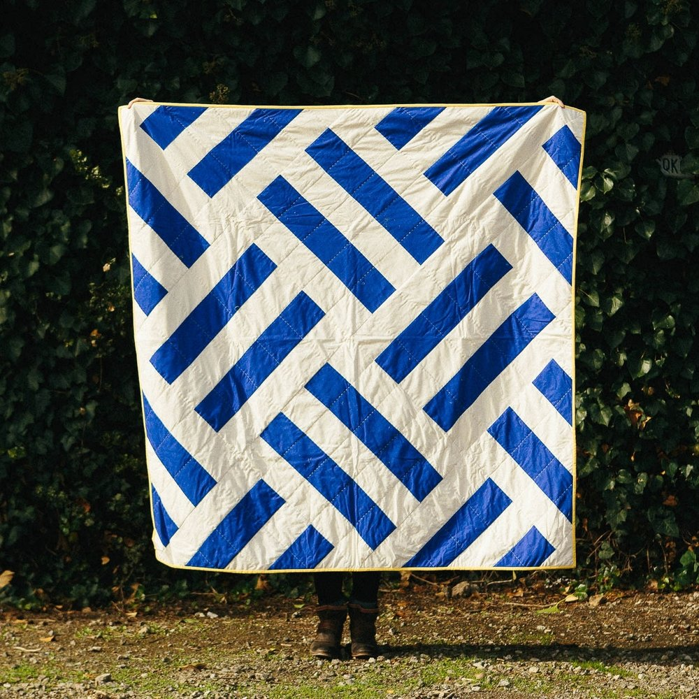Nagler Wedding Quilt