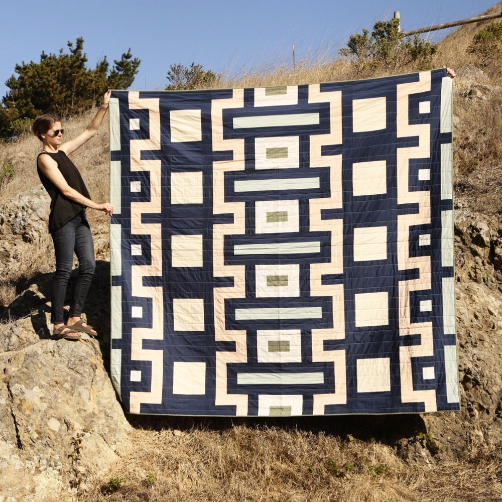 King Nacimiento Quilt