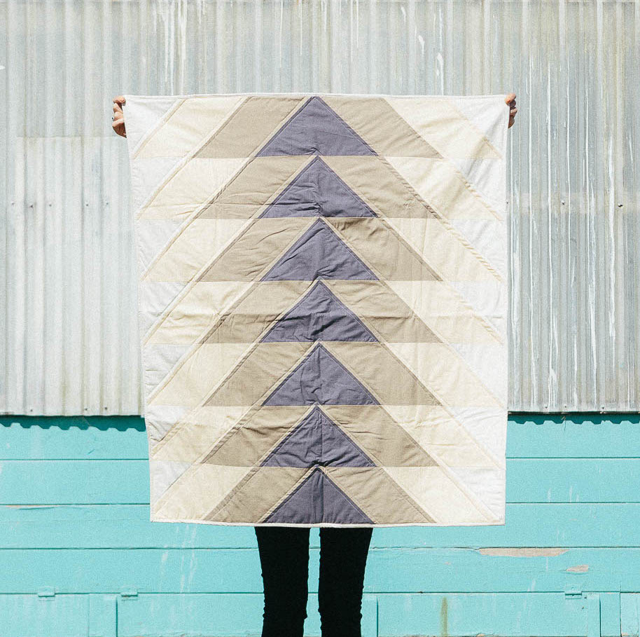 White Sands Quilt, 2016