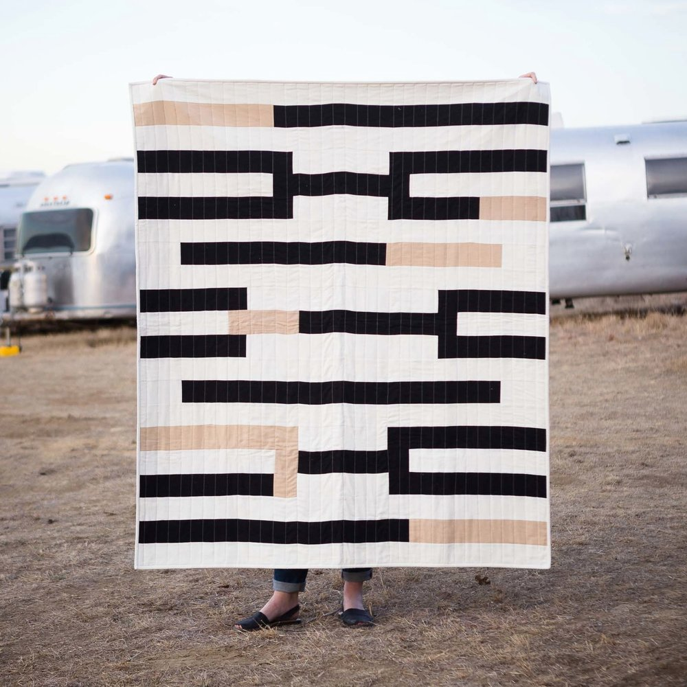 Jamie + The Jones x Vacilando Collab Quilt