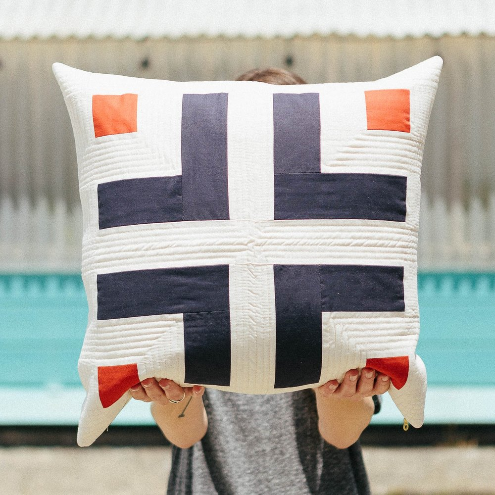 Four Corners Pillow