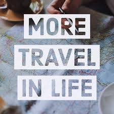 More Travel In Life Podcast - September 2018