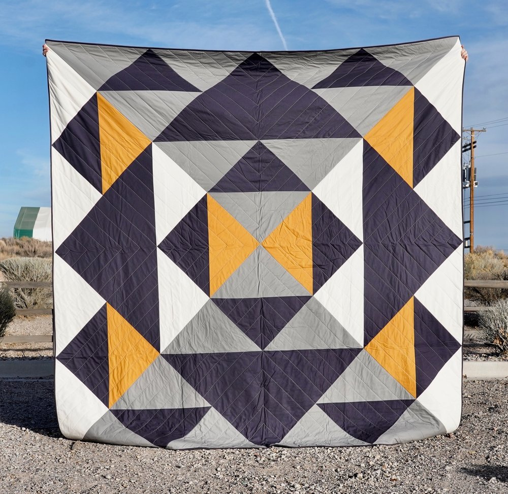 Forty Quilt, 2018