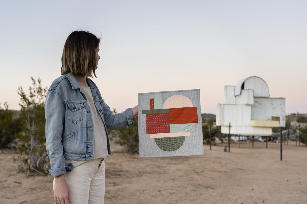 Purifoy Wall Hanging and the sculpture that inspired it