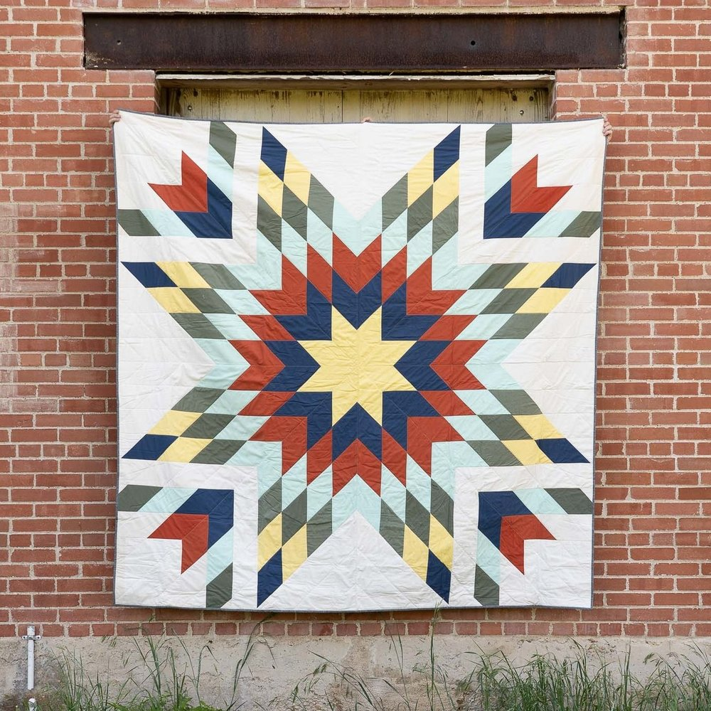 Lone Star Quilt, 2019