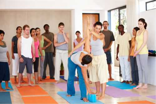 Advanced Yoga Teacher Training - complete your 500 hour certificate