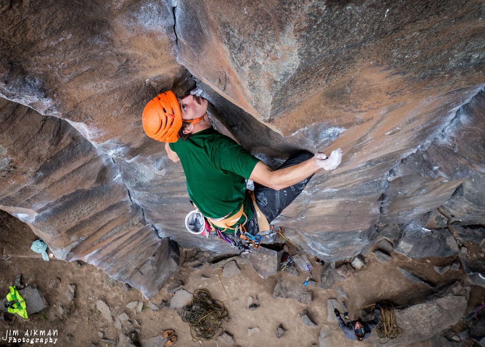 Bedrock Film Works - climbing