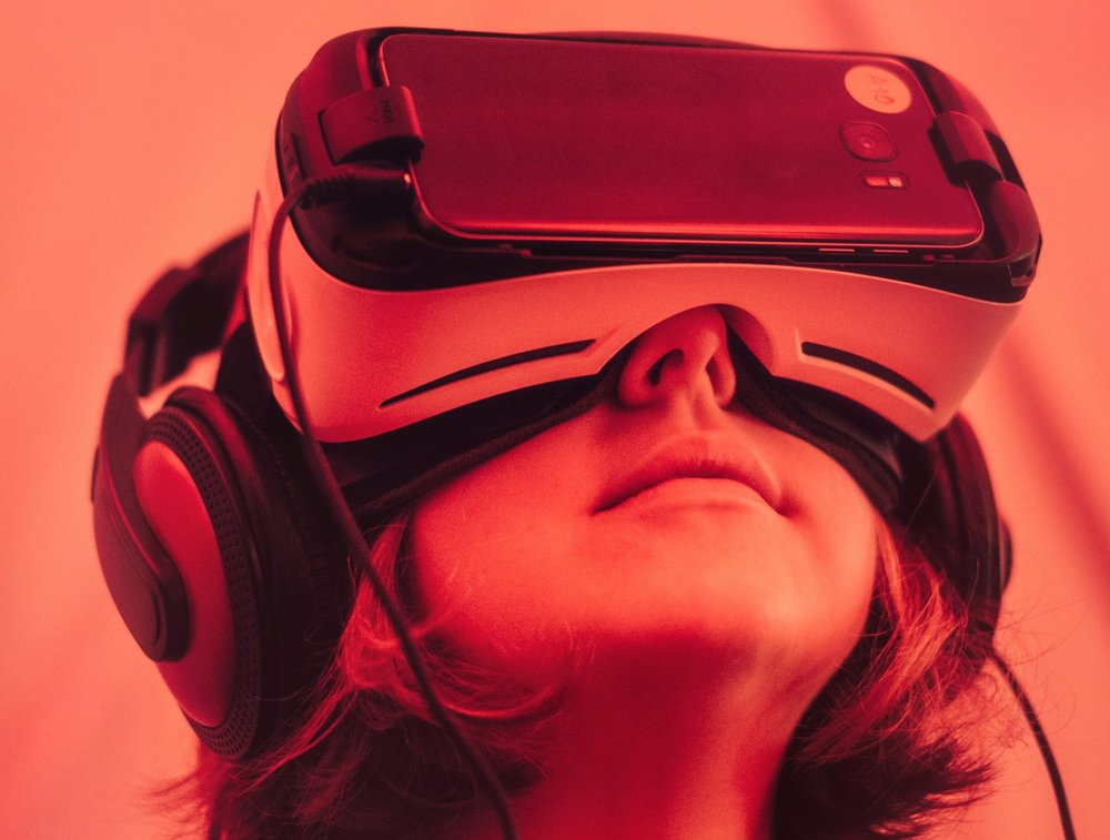 VIRTUAL REALITY - Immersive media is one of the best ways to inspire audiences, and an exciting new form of storytelling & marketing.