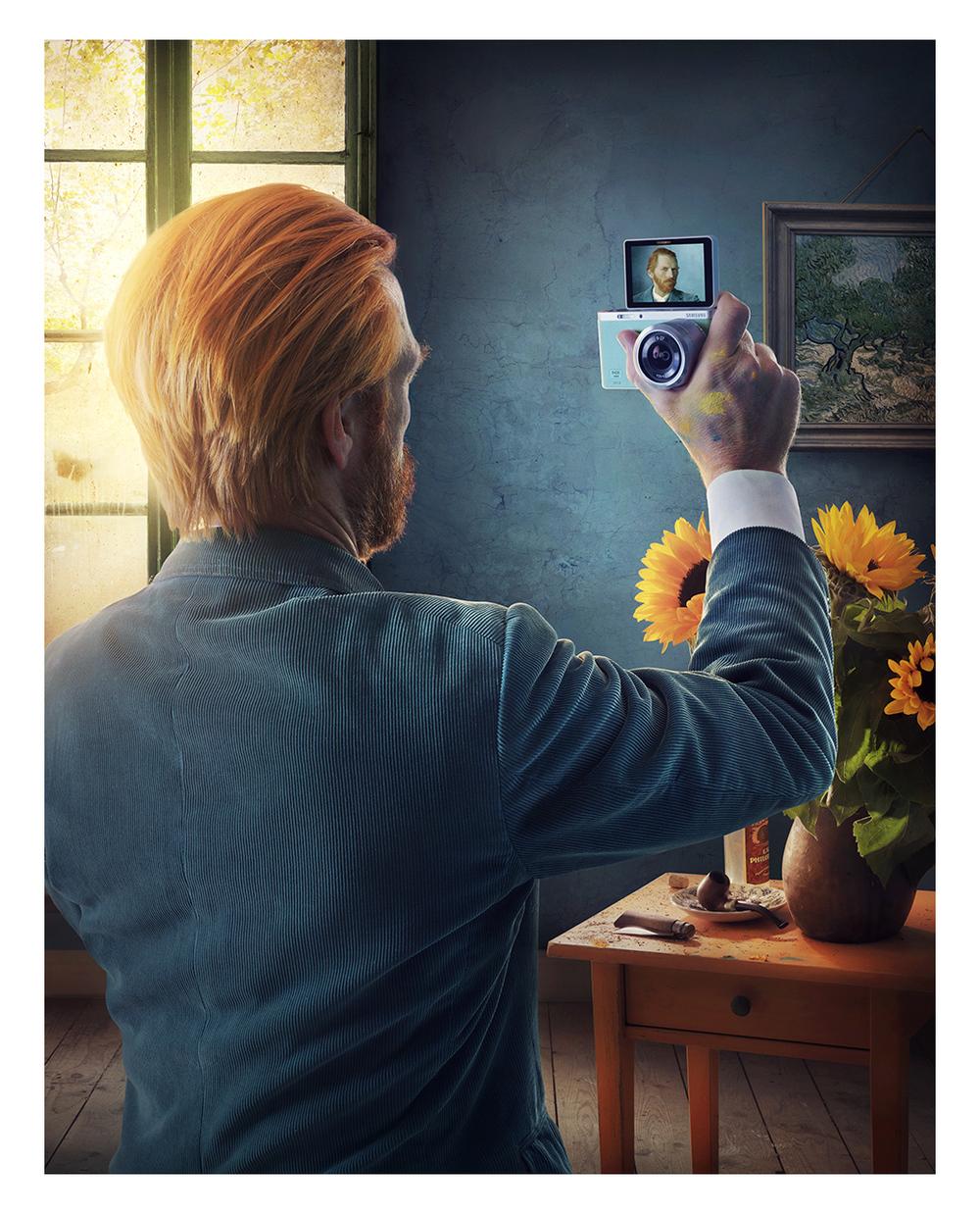 Samsung / Vincent Van Gogh