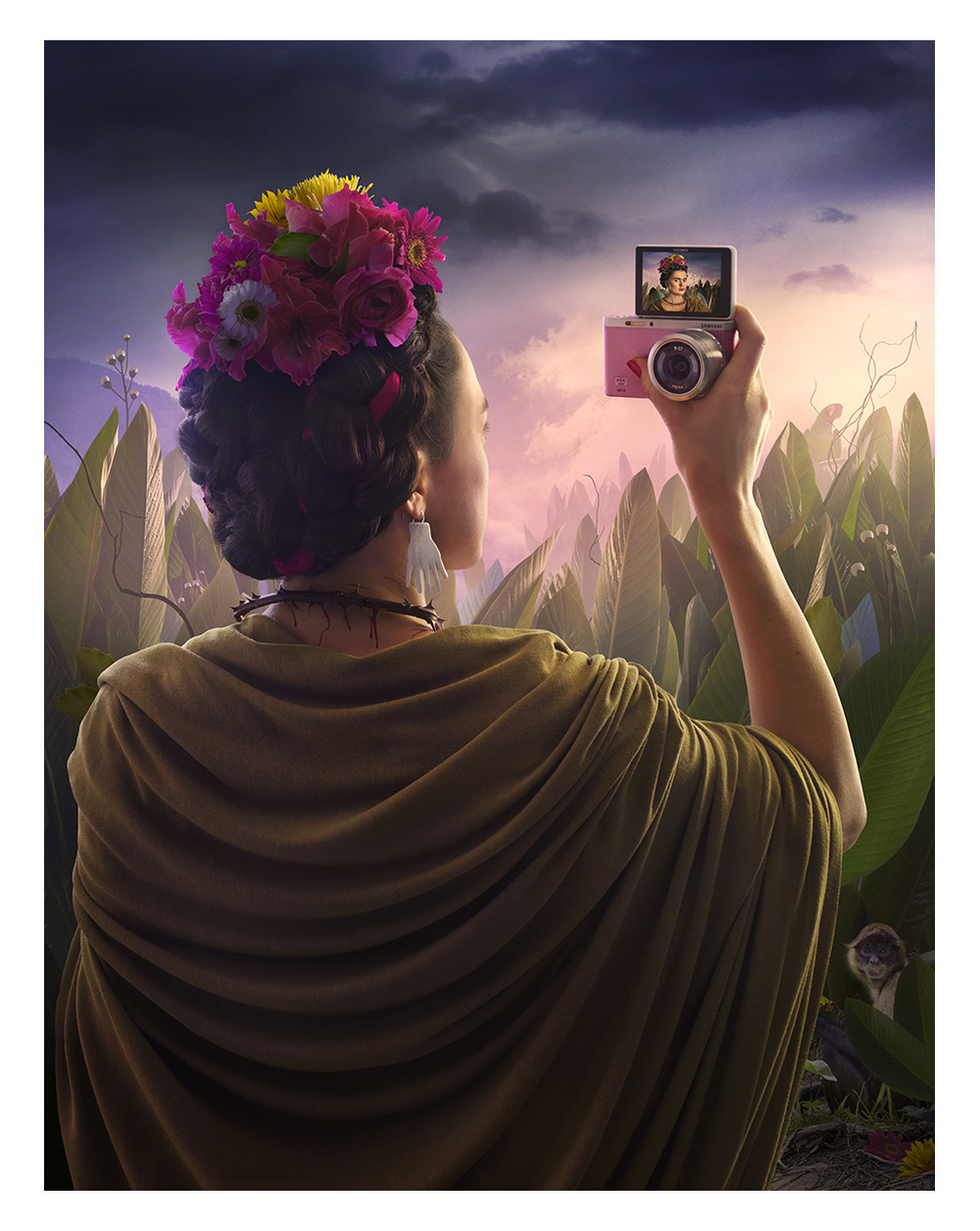 Samsung / Frida Kahlo