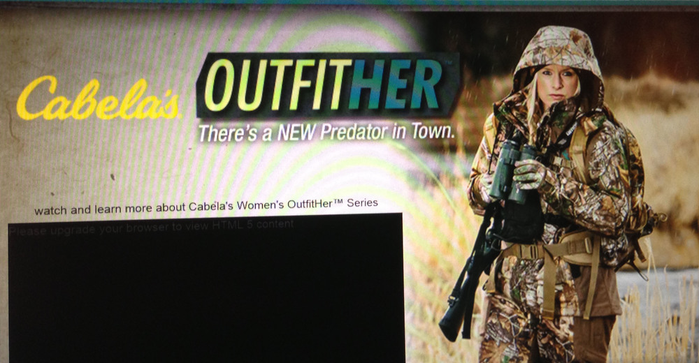 a050b25ac79a7 Cabela's OutfitHer Series — Kristy Titus